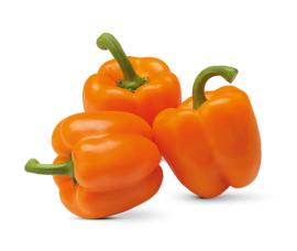 Paprika oranje
